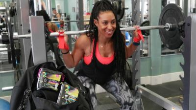 "Fitness Friday: Lita Lewis On How ""Thick Thighs Save Lives"" Went From A Tagline To A Brand"