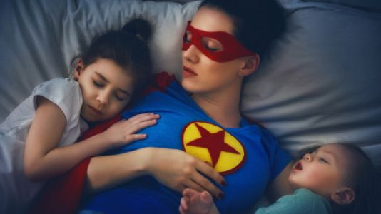 Moms Are Tired AF Superheroes Who Need Help