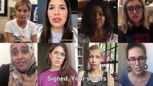 Celebrities And Survivors Share Support In Emotional DearProfessorFord Video