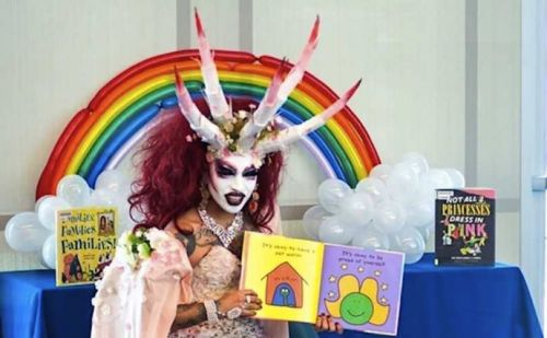 Turns out that claiming to be a transgender doesn't excuse you from murdering your own parents
