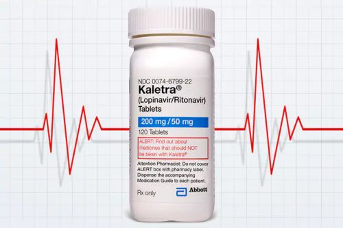 Kaletra for COVID-19: Bradycardia Confirmed as Side Effect