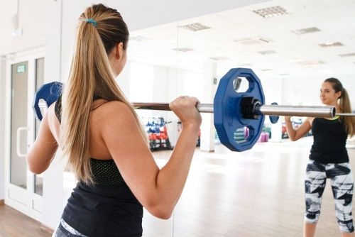 Should You Strength Train in Front of a Mirror?