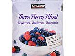 More contaminated fruit! Costco and Kroger recall frozen berries over hepatitis A fears