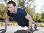 Men who can do over 40 push-ups are at a 96% lower riskof heart disease, study finds