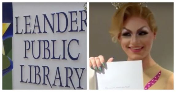 Church Saves Drag Queen Story Time After Politicians Shut It Down