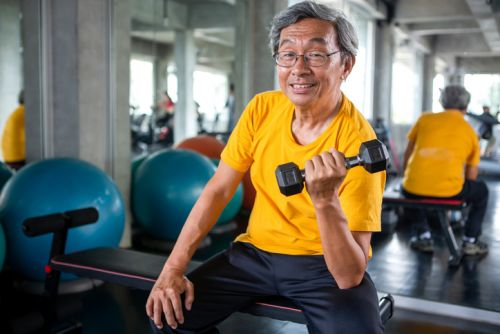 Meta analysis supports role of HMB in maintaining muscle health for seniors