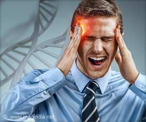 Migraines caused by alterations in metabolite levels