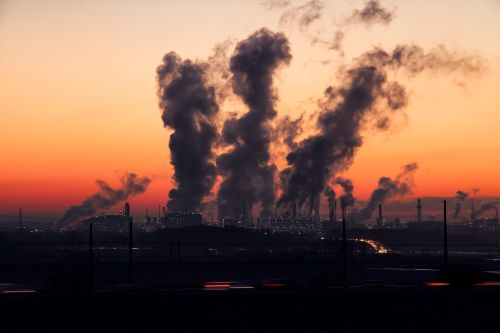 China-made goods have killed at least 100,000 people due to industrial pollution