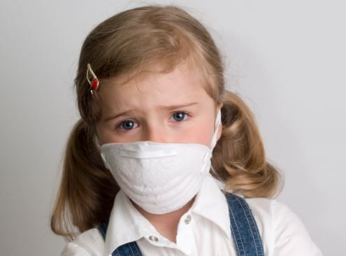 Just one day of bad air can negatively affect children's health, caution scientists