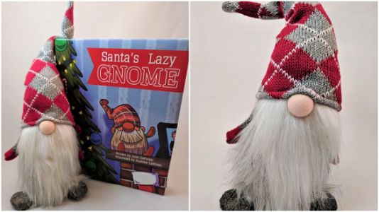 Every Parent Tired Of Moving The Damn Elf Needs This Lazy Gnome Instead