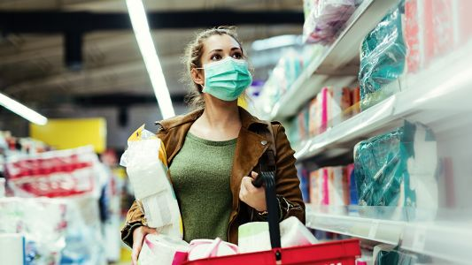 CDC trying to get people killed by coronavirus, still saying masks don't work