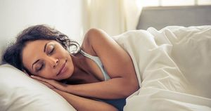 Women more likely than men to experience CV effects of sleep loss