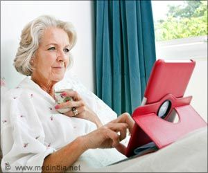Video Calls are Very Effective In Reducing Depression Among Senior Citizens