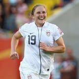 How This Former USWNT Olympian Became a Doctor on the Front Lines of COVID-19
