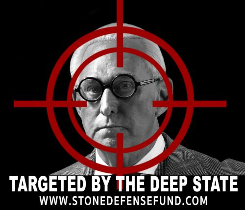 "Conviction of Roger Stone is the ""tipping point for tyranny"" as Americans realize the whole system is rigged, dishonest and DANGEROUS to us all"