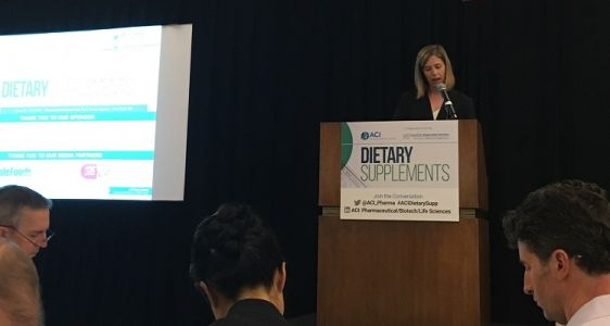 FDA's Cara Welch addresses industry, clarifies lists, stance on vinpocetine, and more