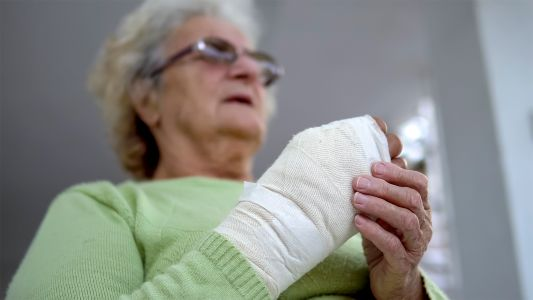 Does Grandma Need Surgery for That Broken Wrist?