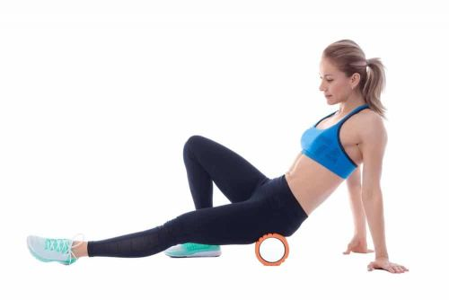 Is Foam Rolling Good for Your Heart?