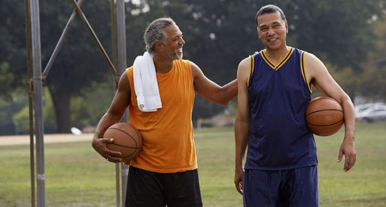 Sports Are Important to Keep You Fit, Active as You Age