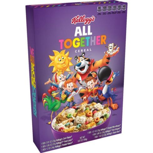 Kellogg's 'All Together' Cereal Supports LGBTQ Anti-Bullying Efforts