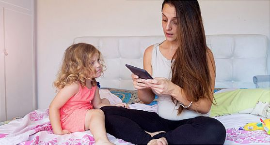 Raising Children in an Increasingly Electronic World