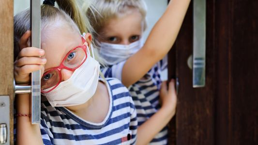 Michigan now forcing two-year-olds to wear a mask all day