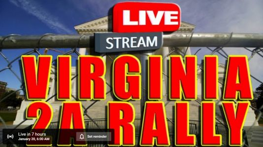 How to watch the Virginia events - LIVE - with pro-America broadcast coverage and videos